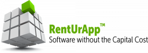 RentUrApp Logo | Warehouse Management Solution | Logistics | Software Development | RentUrApp